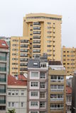 Residential buildings Royalty Free Stock Image