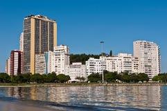 Residential Buildings in Rio de Janeiro Stock Photo