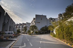 Residential community Royalty Free Stock Images