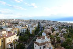 Residential complex in Torrevieja Stock Images