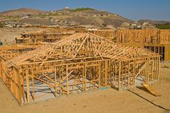 Free Residential Construction Royalty Free Stock Photography - 2520677