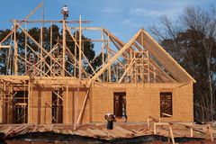 Residential Construction Stock Photos
