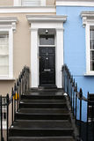Residential door Royalty Free Stock Photography