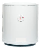 A residential electric water heater Royalty Free Stock Photography