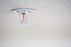 A residential fire sprinkler Royalty Free Stock Photography