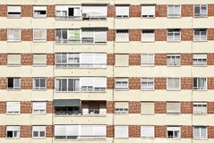 Residential flats Stock Photography