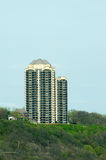 Residential Highrise Building Royalty Free Stock Photos