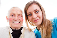 Residential home conditions are good Royalty Free Stock Photography