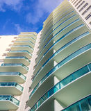 Residential or hotel building Stock Photo