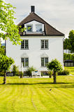 Residential house Stock Images