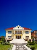 Residential House Royalty Free Stock Photography
