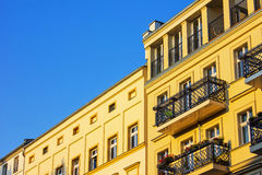 Residential House in Berlin Royalty Free Stock Image