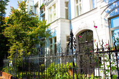 Residential House in Berlin Royalty Free Stock Photography