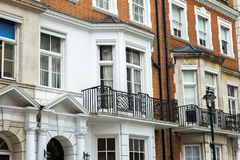 Residential house details Stock Photo