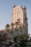 Residential house in Dubai Royalty Free Stock Images