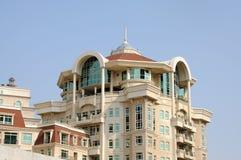 Residential house in Dubai Stock Images