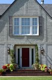 Residential House Entrance Stock Images