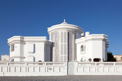 Residential house in Oman Royalty Free Stock Photography