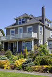 Residential house, Portland OR. Royalty Free Stock Image