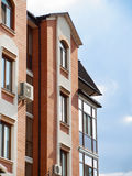 Residential house, urban style Royalty Free Stock Photos