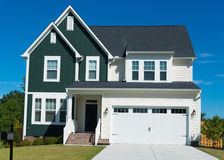 Residential house Royalty Free Stock Images