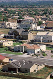 Residential housing. In Albuquerque, NM Stock Photos