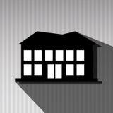 Residential icon design Stock Photo