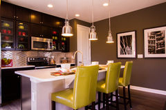 Residential interior Royalty Free Stock Image