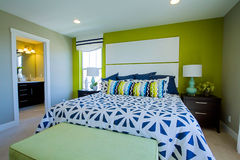 Residential interior Stock Image