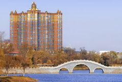 Residential Jilin Royalty Free Stock Photography