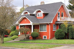 Residential living, Portland OR. Stock Photo