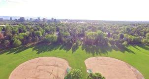 Residential neighborhood stock footage
