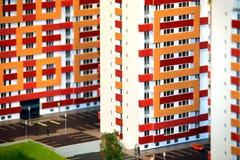 Residential neighborhood Royalty Free Stock Image
