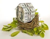 Residential Nest Egg Royalty Free Stock Images