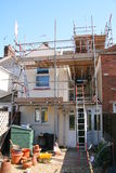 Residential renovation Royalty Free Stock Photography