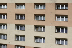 Residential tower block Stock Images