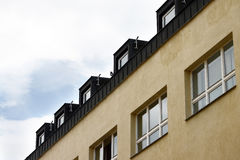 Residential tower block Stock Photography