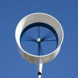 Residential wind turbine Royalty Free Stock Photography