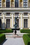 Residenz, άγαλμα του perseo Στοκ φωτογραφίες με δικαίωμα ελεύθερης χρήσης