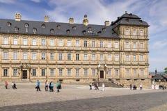Residenz Bamberg Lizenzfreies Stockbild