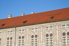 """Residenz"" buildings Munich, Germany Stock Photos"