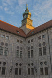 Residenz Munchen Stock Foto