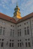 Residenz Munchen Stock Photo