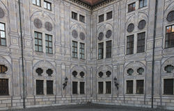 Residenz Munchen Royalty Free Stock Photos