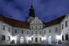 The Residenz of Munich Stock Photo
