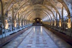 Residenza-antiquarium di Monaco di Baviera Fotografia Stock Libera da Diritti