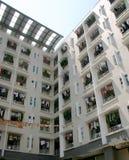 Residenza in Cina Fotografie Stock