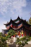 Residenza della MU, città della Cina - Lijiang Immagine Stock