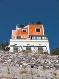 Residenza di Amalfi Fotografia Stock Libera da Diritti