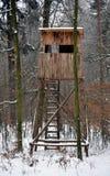 Residenza di caccia Immagini Stock